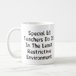 Special Ed Teachers Coffee Mug