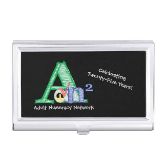 Special Edition ANN Business Card Holder - Black