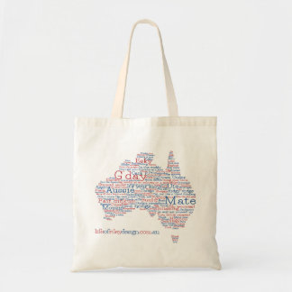 Special Edition Aussie Slang Bag