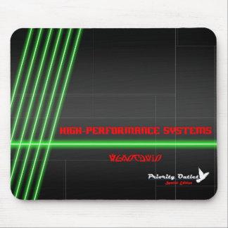 [SPECIAL EDITION] Green High-Tech Mousepad