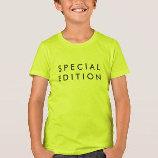 Special Editions T-Shirt - Inclusion Project