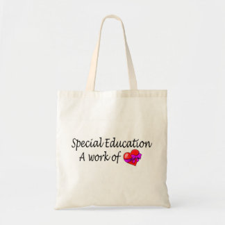 Special Education,A Work Of Love Bag