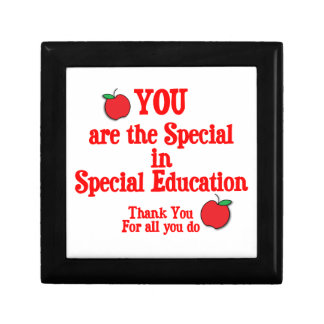 Special Education Appreciation Gift Box