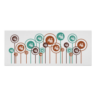 Special Education Daisies Posters