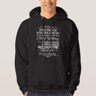 SPECIAL EDUCATION INTRUCTIONAL ASSISTANT HOODIE