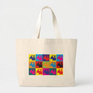 Special Education Pop Art Bag