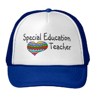 Special Education Teacher Cap