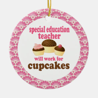 Special Education Teacher Gift Ornament