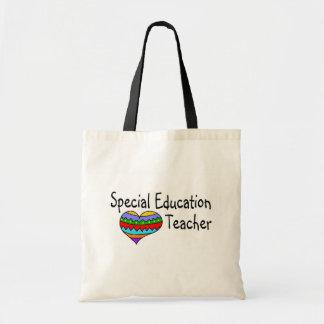 Special Education Teacher Budget Tote Bag