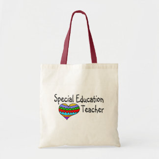 Special Education Teacher Tote Bags