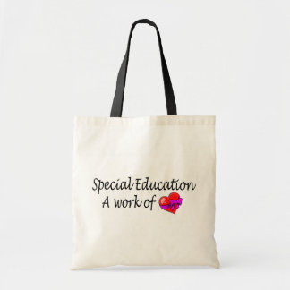 Special Education Canvas Bags