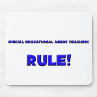 Special Educational Needs Teachers Rule! Mouse Pads