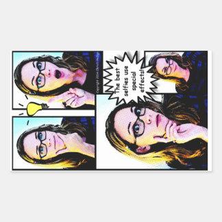 Special Effect Selfie Sticker