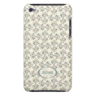 Special Floral Vintage Pattern iPod Touch Case-Mate Case