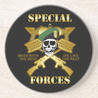 Special Forces Coaster