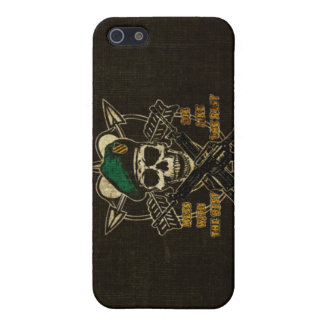 Special Forces Flag iPhone 5/5S Covers