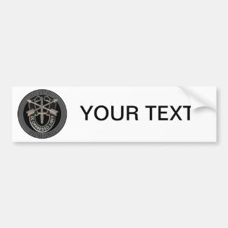 Special Forces GB Bumper Sticker