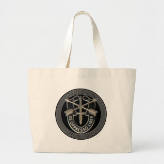Special Forces GB Large Tote Bag