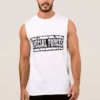 SPECIAL FORCES GEAR SLEEVELESS SHIRTS