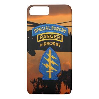 Special Forces Group Green Berets SF SOF SFG SOC iPhone 8 Plus/7 Plus Case