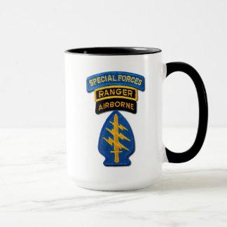 Special Forces Group Green Berets SF SOF SFG SOC Mug