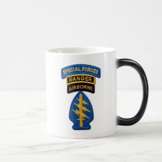 Special Forces Group Green Berets SFG SF Veterans Magic Mug