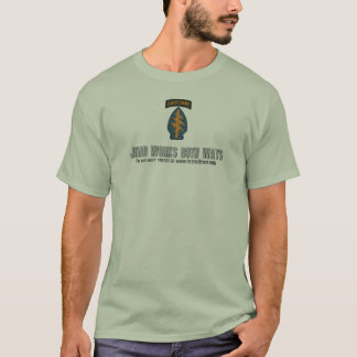 Special Forces: Jihad Works Both Ways T-Shirt