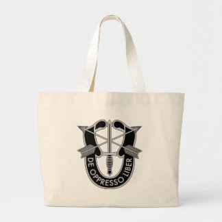Special Forces Large Tote Bag