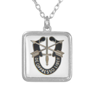 Special Forces Custom Necklace