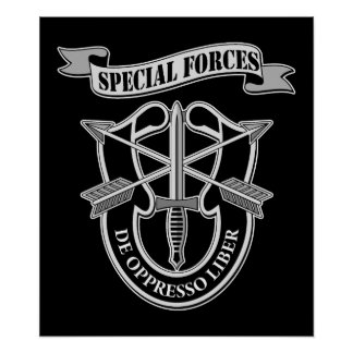 Special Forces Posters