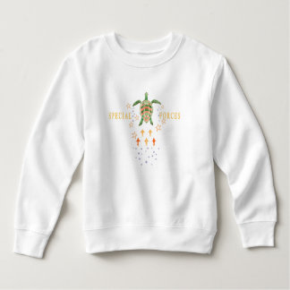 """""""Special Forces"""" Toddler Sweatshirt"""