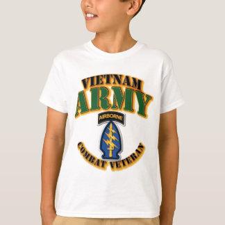 Special Forces Vietnam - Combat Vet. T-Shirt