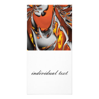 special fractal 24 terra photo card template