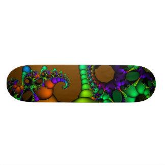 Special Fractal Art Skateboards
