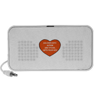 SPECIAL GIFTS FROM GOD NOTEBOOK SPEAKER