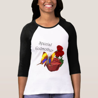 Special Godmother Mothers Day Gifts Tshirt