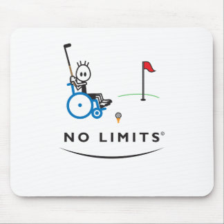 Special Golf Boy Mousepad