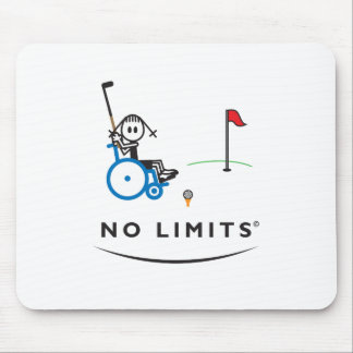 Special Golf Girl Mousepads