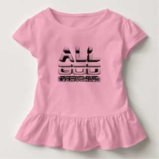 Special Graphic AGE Shirt! (Front only) Toddler T-Shirt