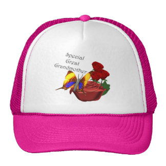 Special Great Grandmother Mothers Day Gifts Cap