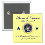 Special Inauguration Pins