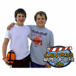 --SPECIAL!-- Jake and Travis Photo Sculpture