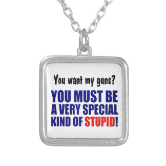 Special Kind of Stupid! Pendant