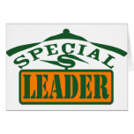 special leader card