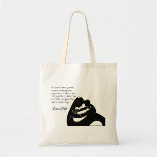 Special Needs Parent Tote Bag