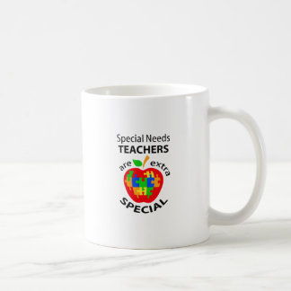 SPECIAL NEEDS TEACHER COFFEE MUG
