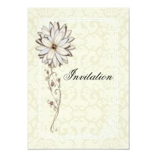 Special Occasion Invitation 13 Cm X 18 Cm Invitation Card