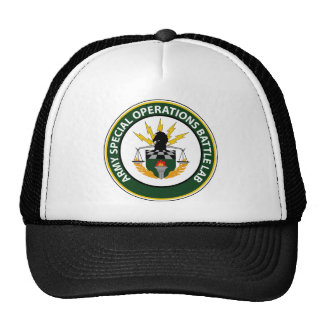 Special Operations Battle Lab Trucker Hat