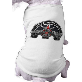 Special Operations Command DUI Dog T Shirt