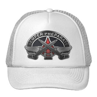 Special Operations Command DUI Mesh Hat